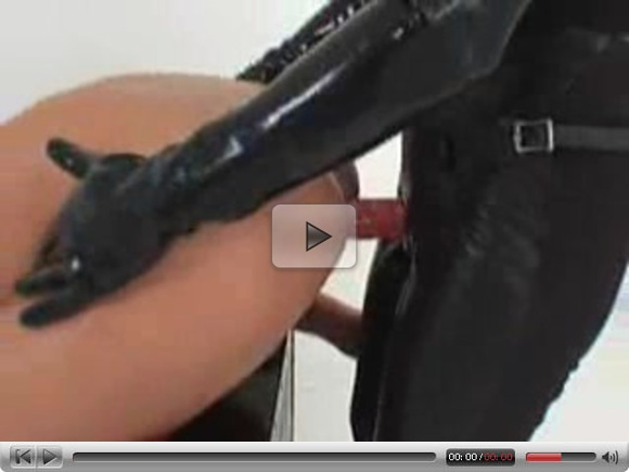 Mistress Pumps and Pegs Her Sub Part 1