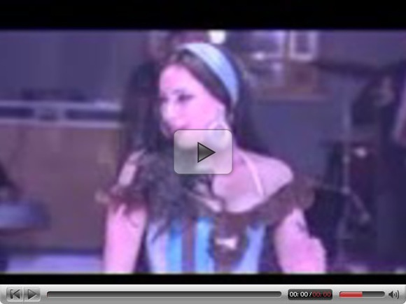 Hot belly Dancer – Gallila 02