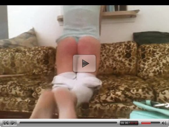 Ass spanking Compilation1