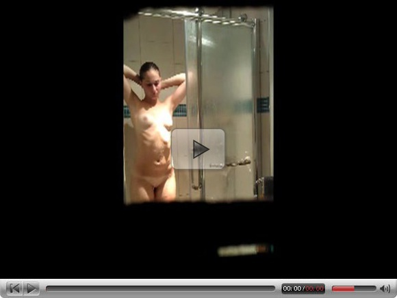 Enya C. Naked Shower 2