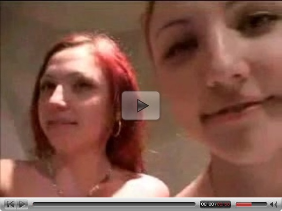 Redhead Twins Shower and BJ