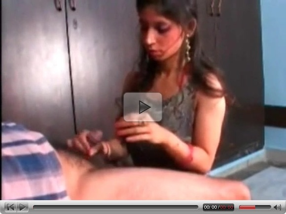 Indian massage parlor beauty Girl