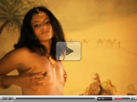 Indian MILF Dancing Queen